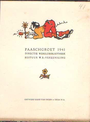 - Paasgroet 191.